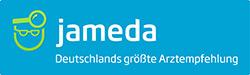 Bitte bewerten Sie uns auf Jameda, Deutschlands größter Ärzteempfehlung.